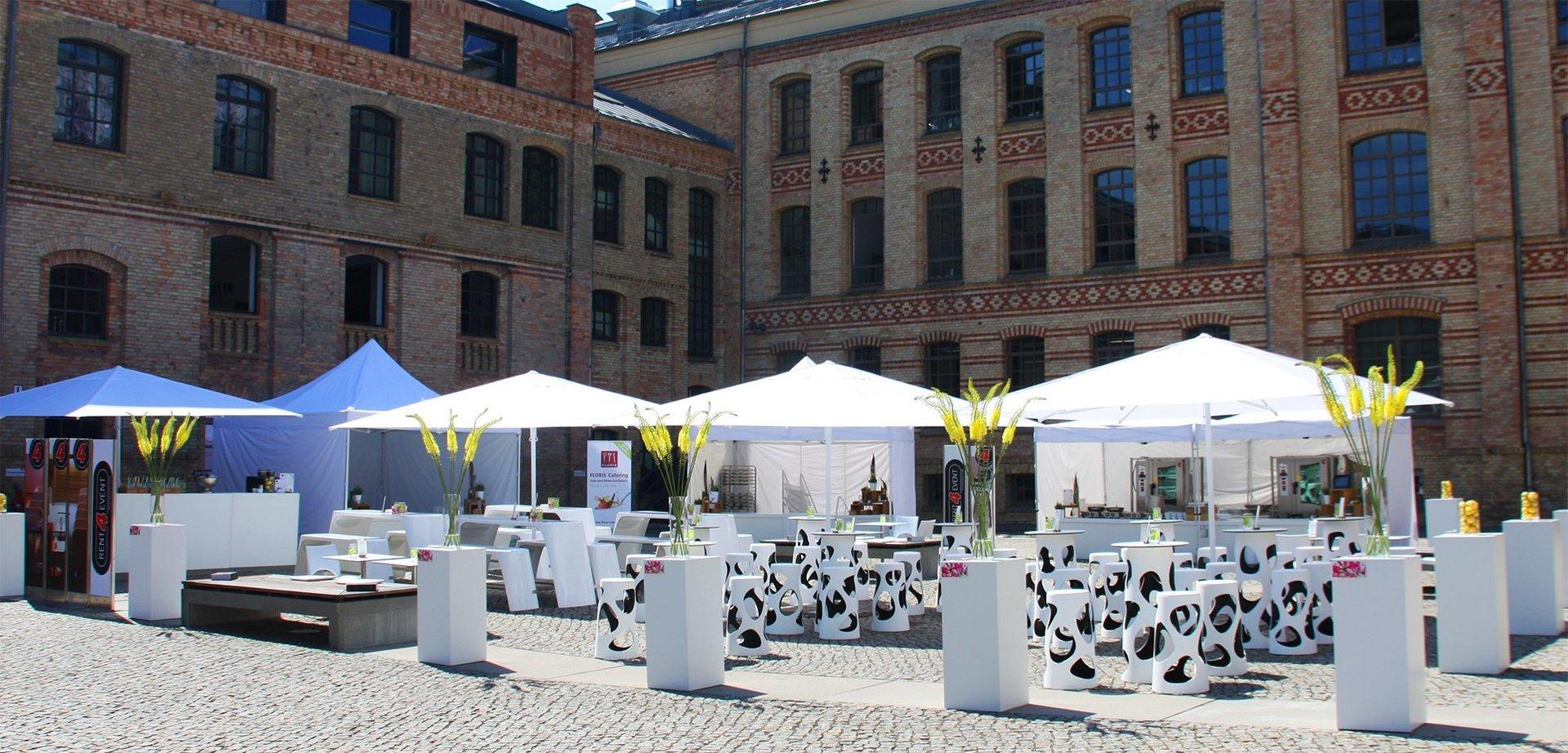 FLORIS Partner Location Partylocation Berlin