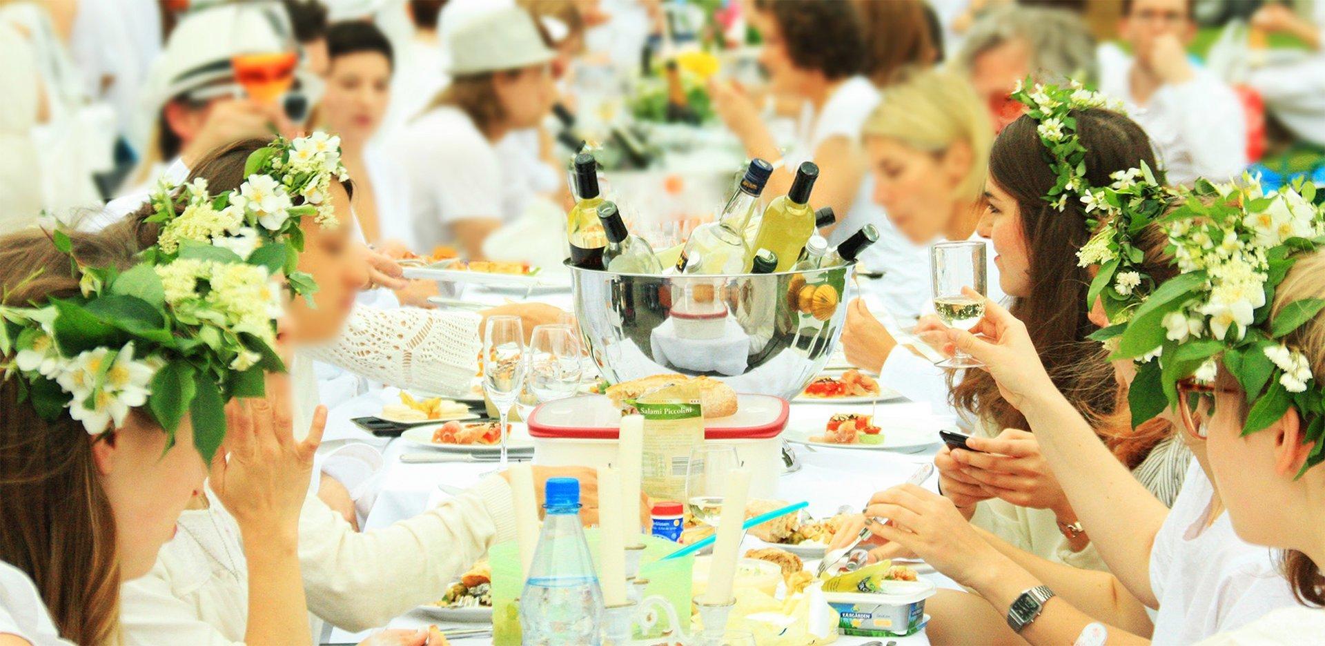 FLORIS Private Catering Geburtstage Konfirmationen Gartenfeiern