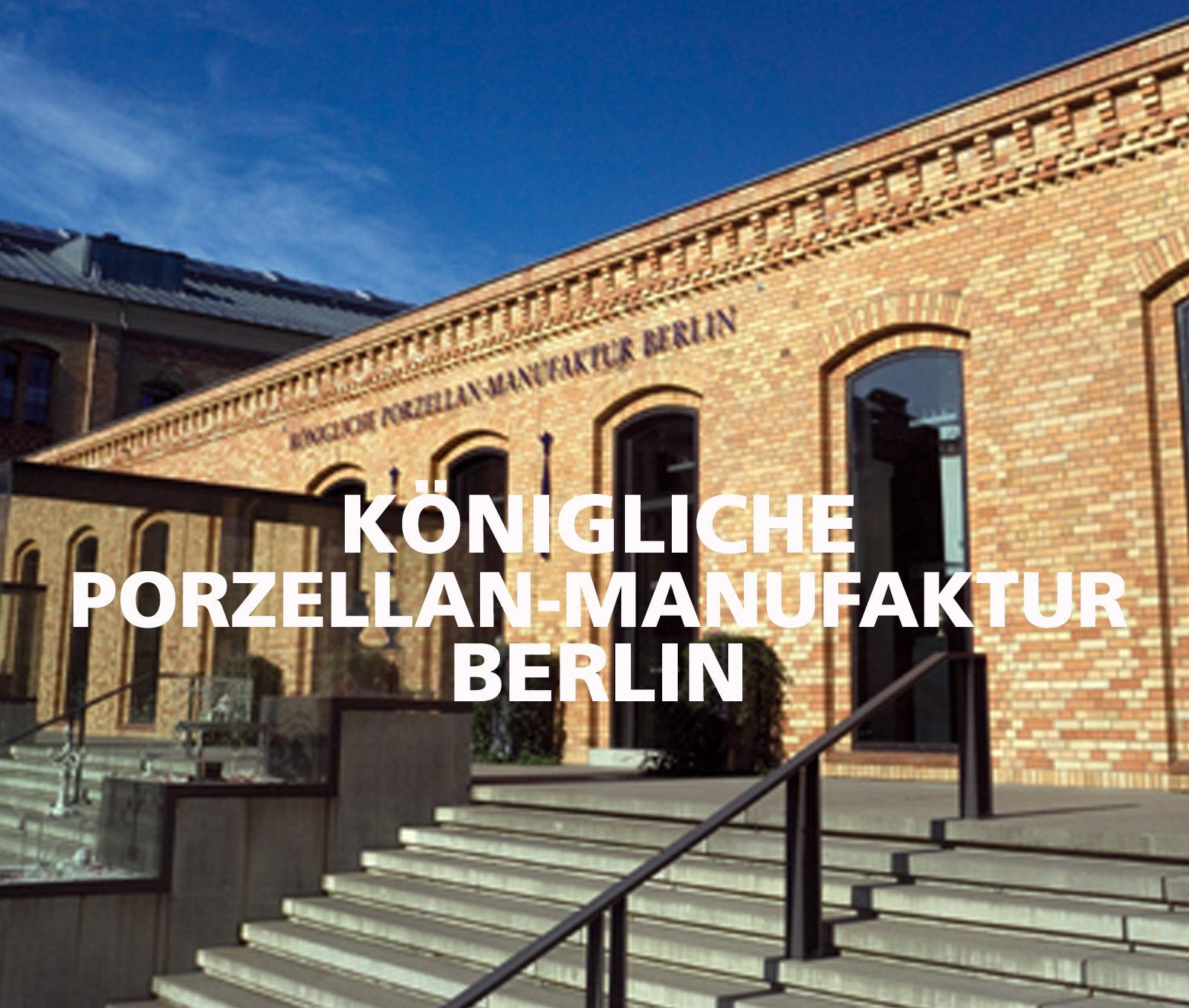 FLORIS Catering Königliche Porzellan-Manufaktur Berlin