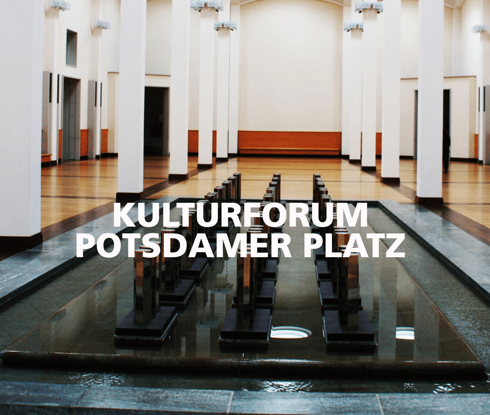 FLORIS Partner Location Kulturformum am Potsdamer Platz