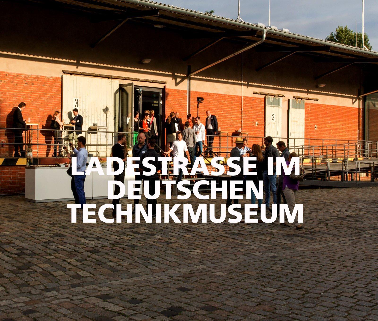FLORIS Partner Location Ladestrasse im Deutschen Technikmuseum