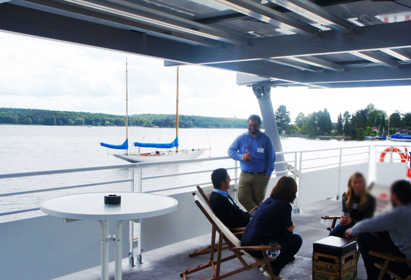 FLORIS Partner Location Seminarschiff