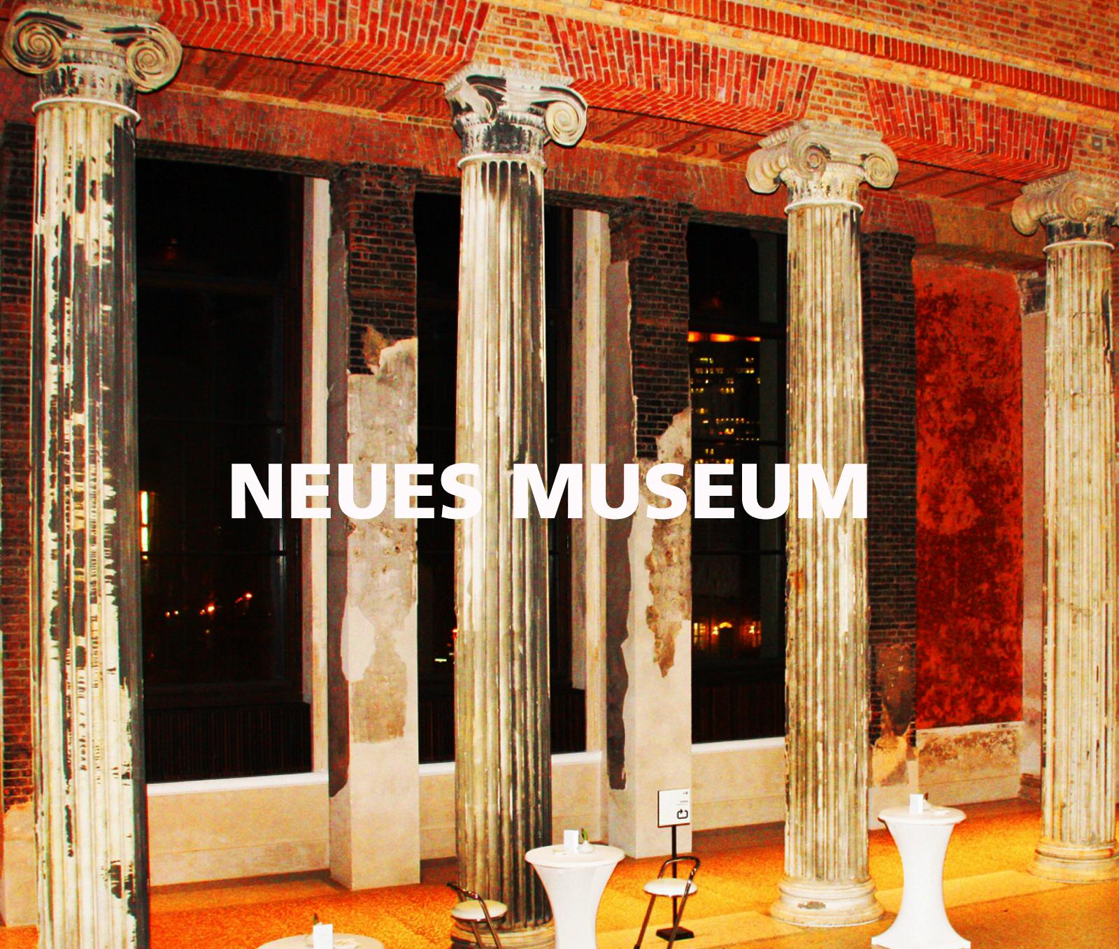 FLORIS Partner Location Neues Museum Berlin