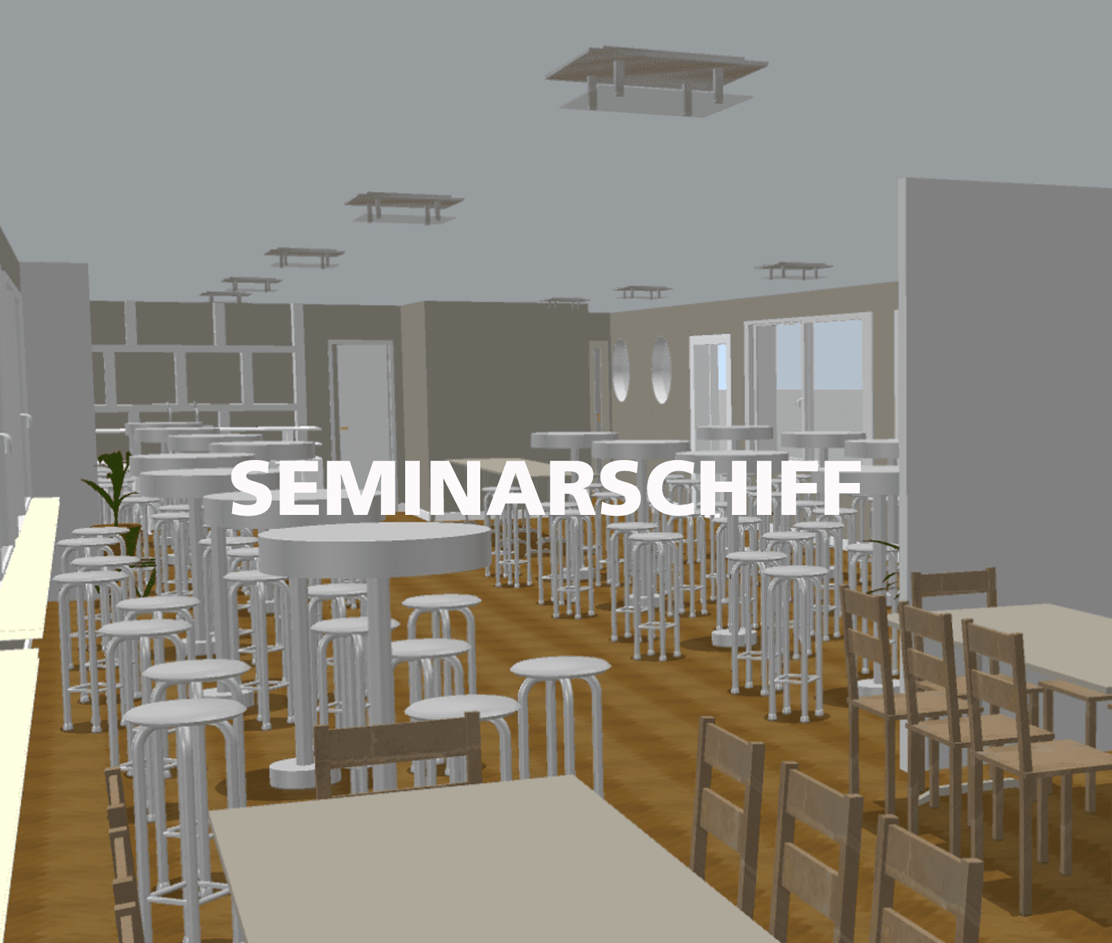 FLORIS Partner Location Seminarschiff