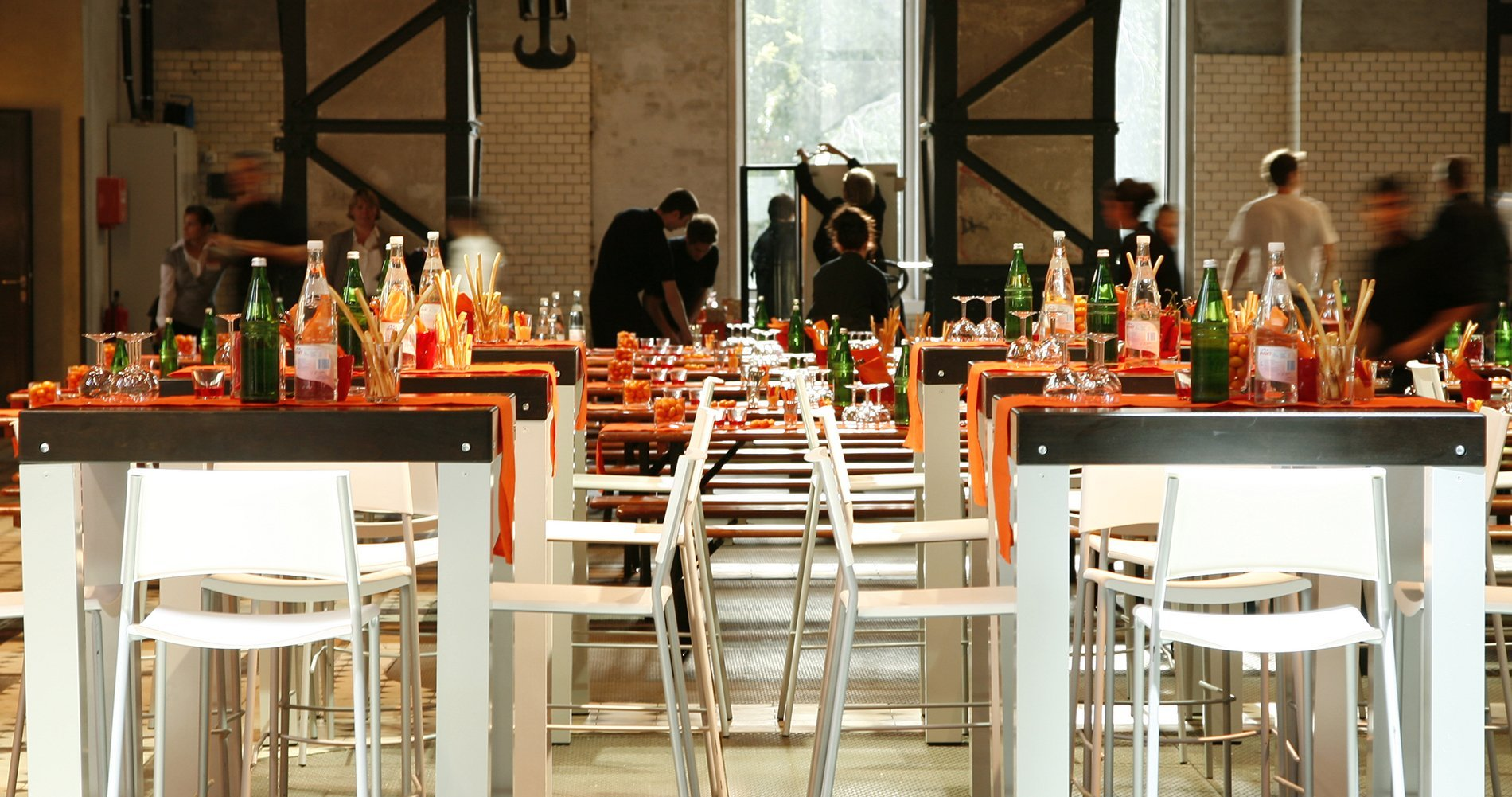 FLORIS Event Catering Business Private Messe