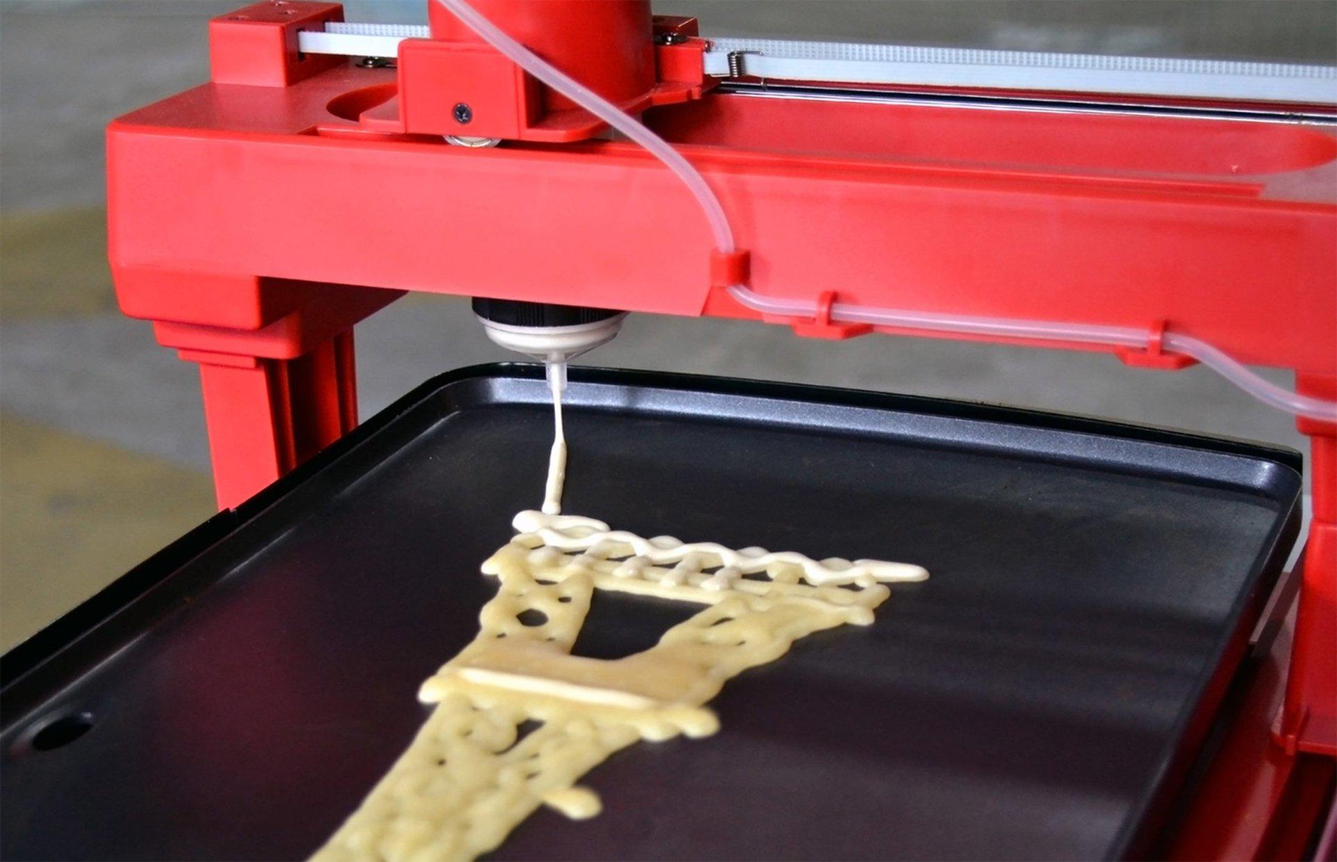 FLORIS Food Trends 3D Food Drucker