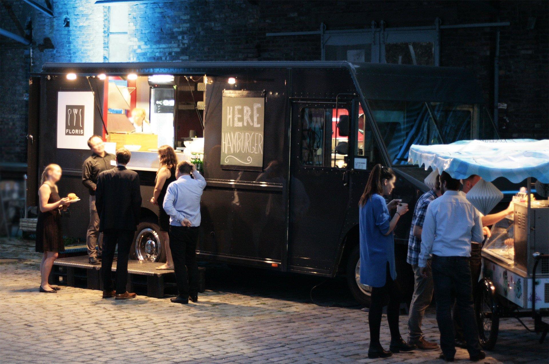 FLORIS Trends Food Truck