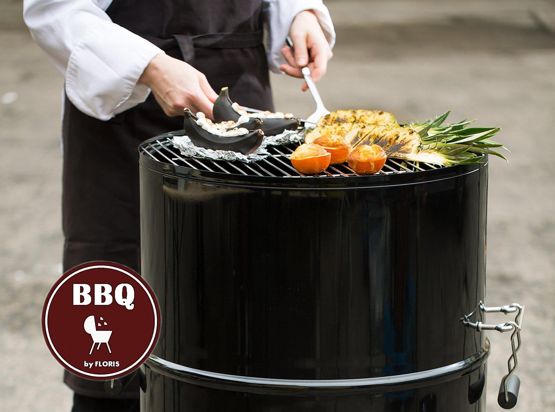 FLORIS News BBQ Grilltonne Healthy BBQ
