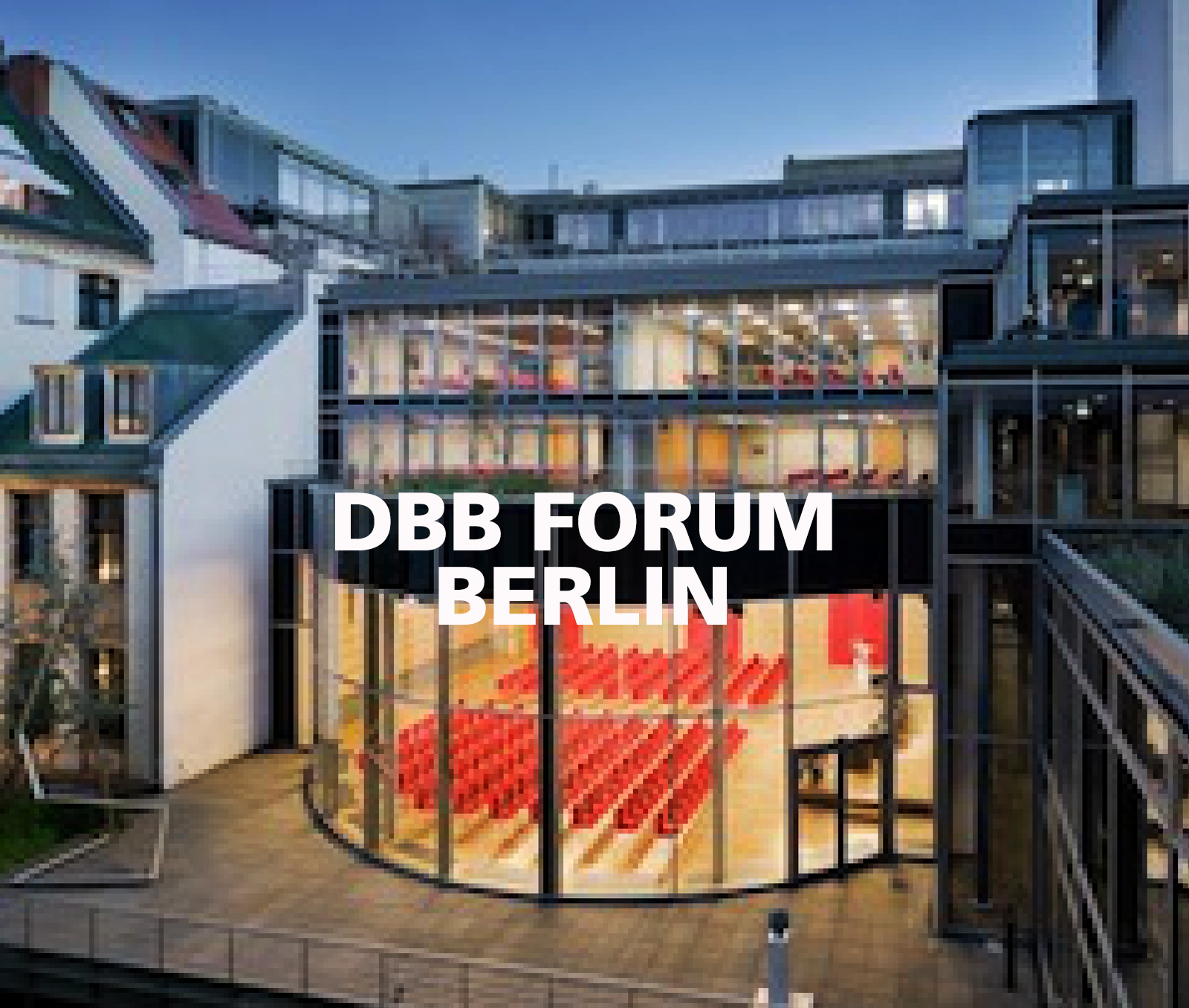 FLORIS Partner Location dbb forum Berlin