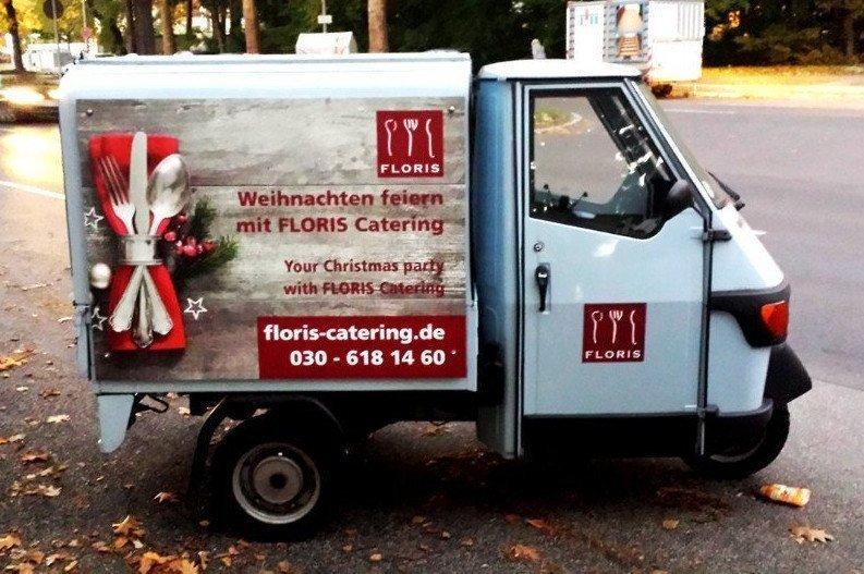 FLORIS CAtering X-MAs Catering Berlin Christmas party Berlin