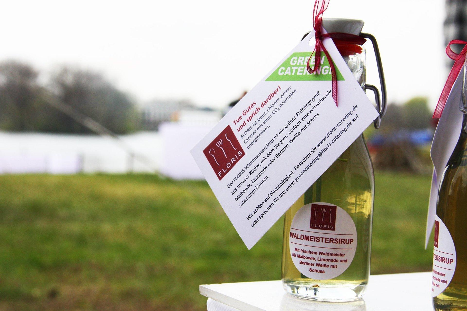 FLORIS Greencatering Öko - Bio Catering