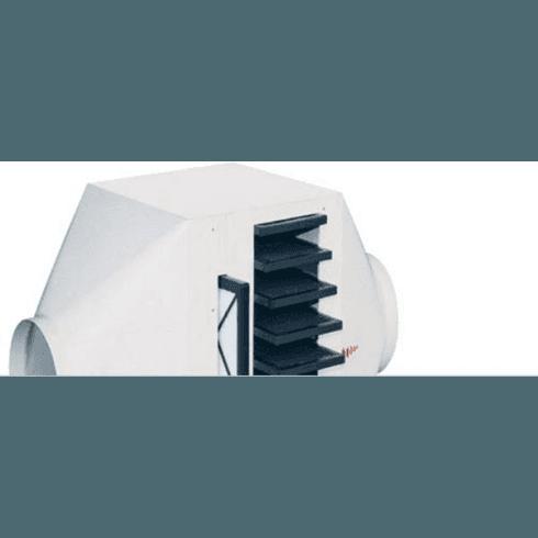 Dettaglio ventilatore