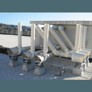 Ventilatori centrifughi Atex