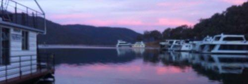 View of Lake Eildon