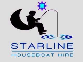 Starline Houseboat Hire logo
