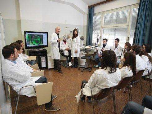 Lezioni in ambulatorio