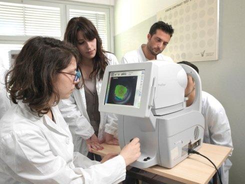 Ambulatorio ottico