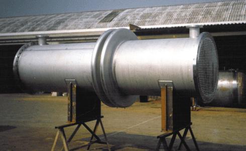 scambiatore-aria-olio-diatermico-per-l'industria-chimica