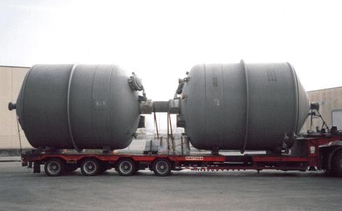 apparecchi-raffineria-industria-alimentare-Ø3500-lg-6000---PED---spedizione