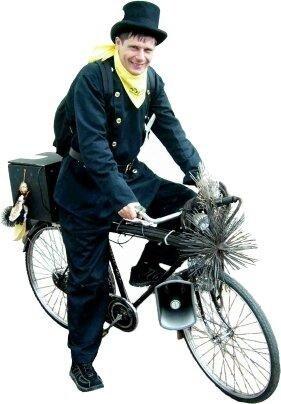 la bici risale al dopo guerra