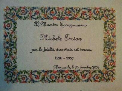 Onoreficenza Mancasale 2008