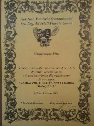 Congresso in Friuli - Camini Puliti Cittadini Tranquilli