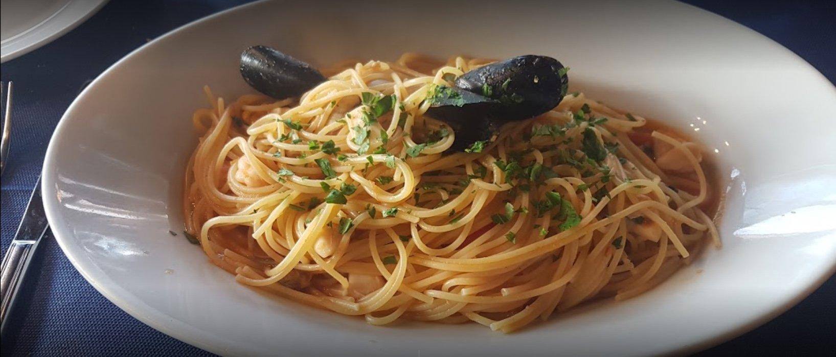 spaghettata con le cozze a Taranto