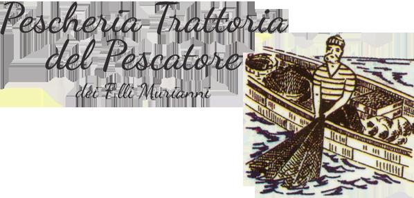 PESCHERIA TRATTORIA DEL PESCATORE DA MURIANNI - LOGO