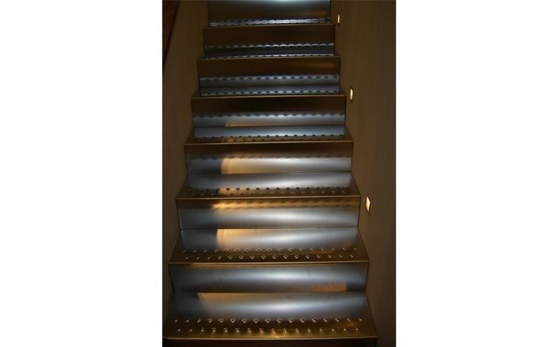 Copertura per scale