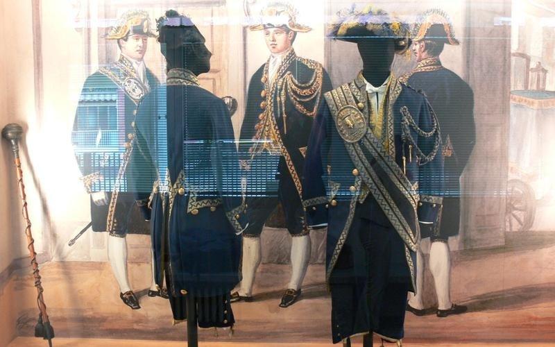 vetrina storica