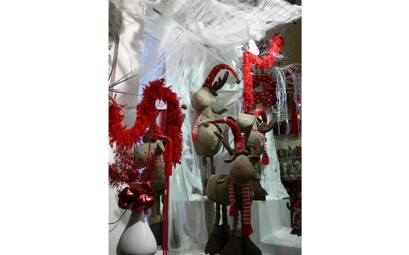 Installazione addobbi natalizi