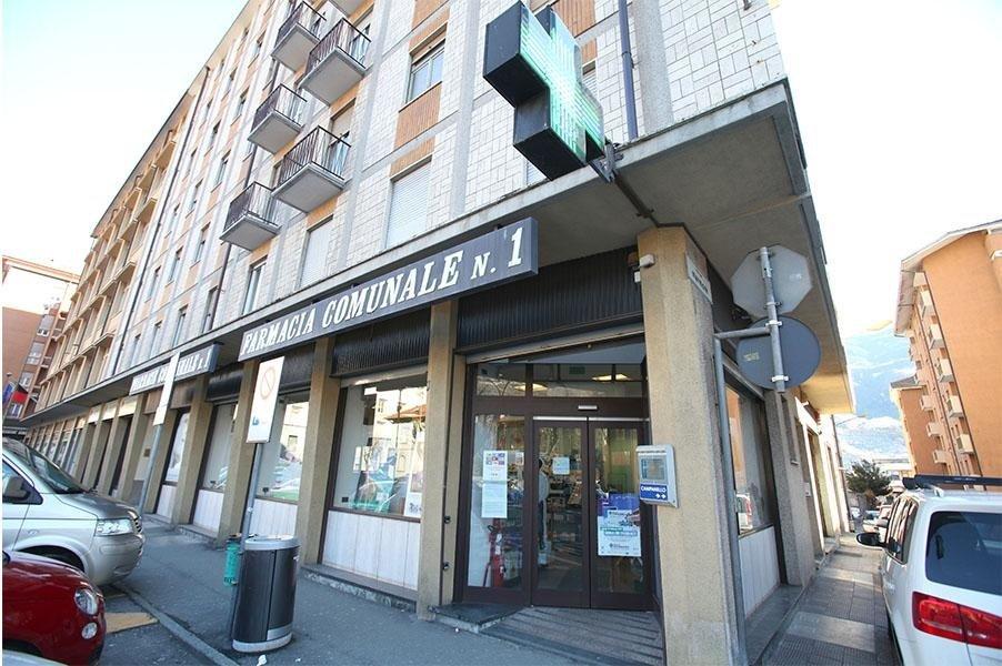 Esterno Farmacia Comunale 1 Aosta