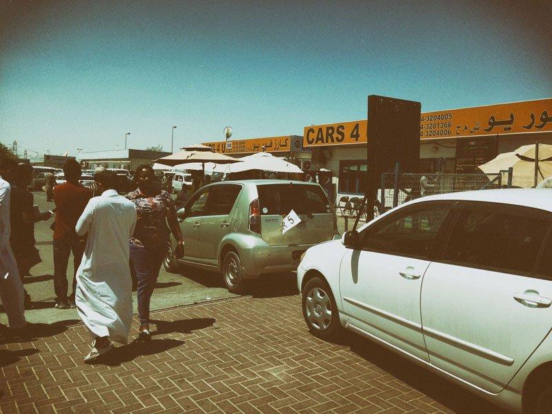 Dubai Auto Zone (DAZ)  ワイズ・コンサルタンシー