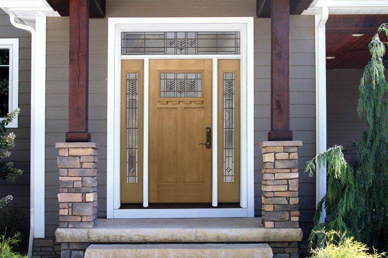 Signet door residential project