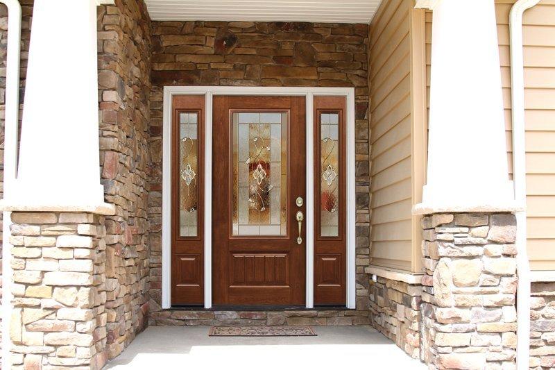 Attractive and durable door