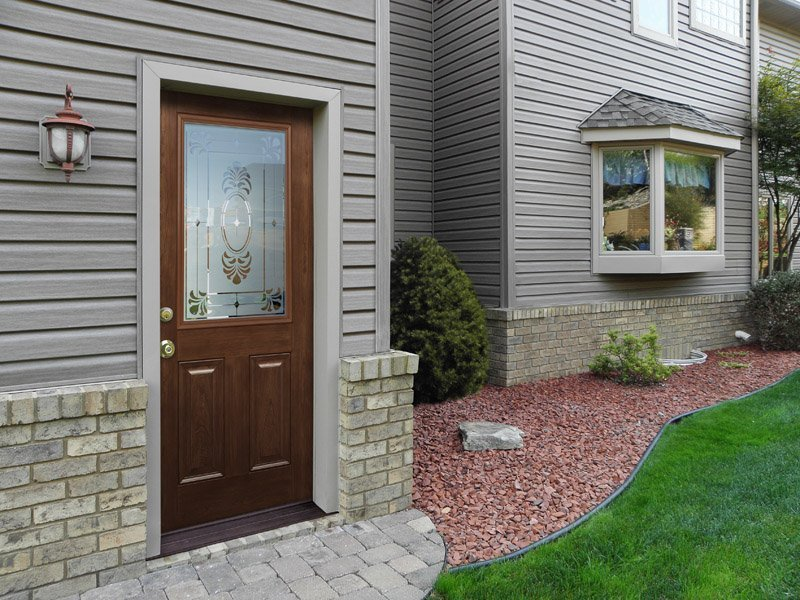 Durable and attractive door