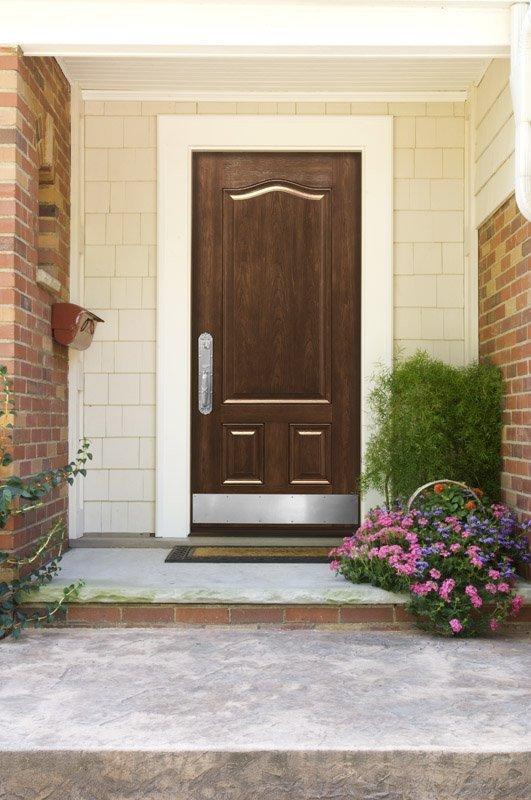 Elegant and attractive door