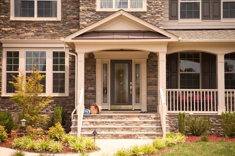 Elegant and attractive door project