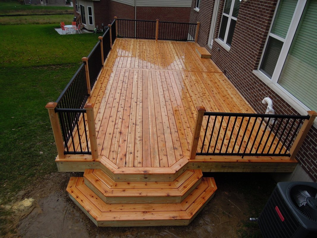 Deck renovations, installations and upgrade project