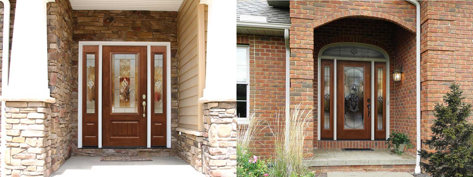 Attractive and durable door