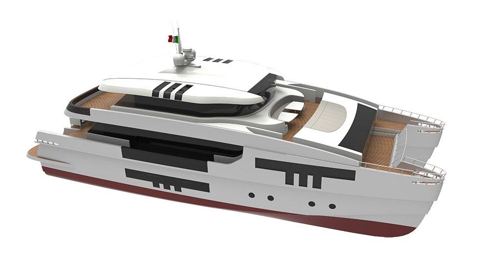 Barca da vicino