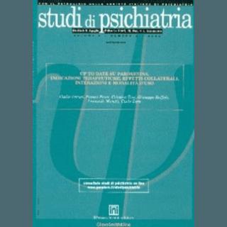 studi di psichiatria