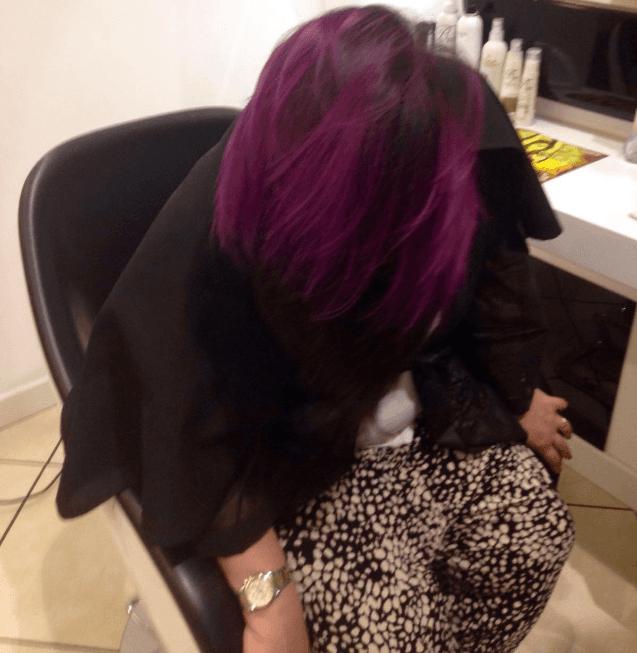 capelli colori sfumati