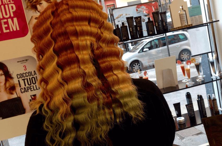 capelli onde