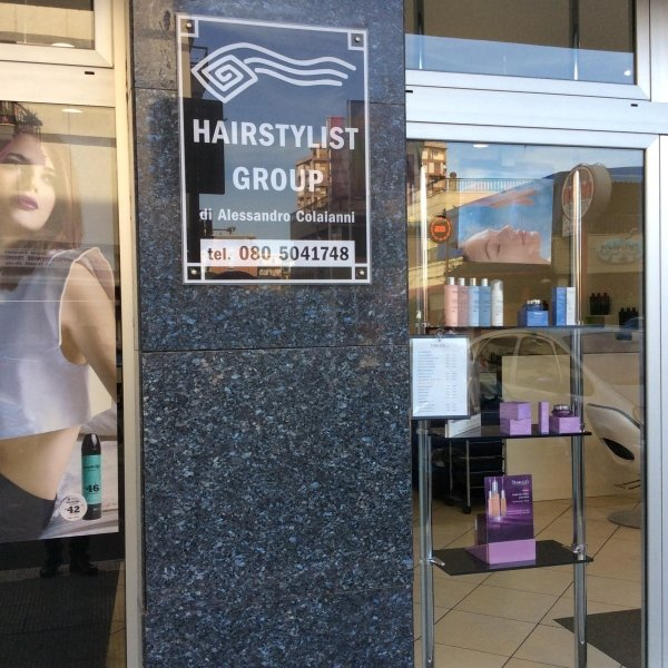 hairstyling group