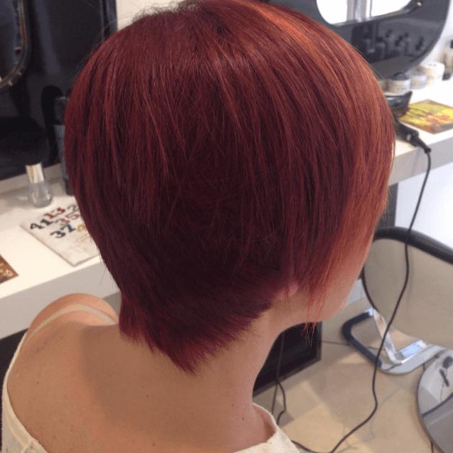 capelli taglio corto