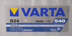 Varta-Batterie