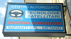 Tecnologie Satellitari