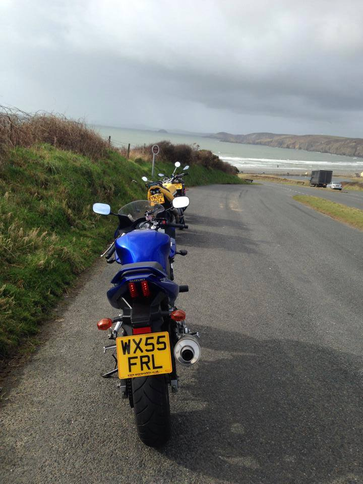 motorcycle training practical classes