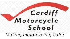 Cardiff Motorcycle School logo